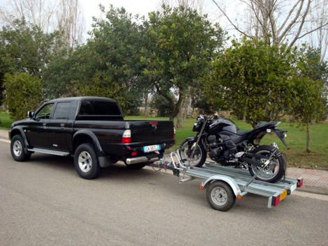 Trasporto moto, scooter e quad in tutta la Sardegna